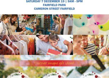Festive Pop-Up Shopping Fair - Saturday 7 December 2019