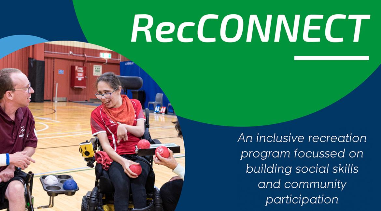 Sporting Wheelies RecCONNECT Program