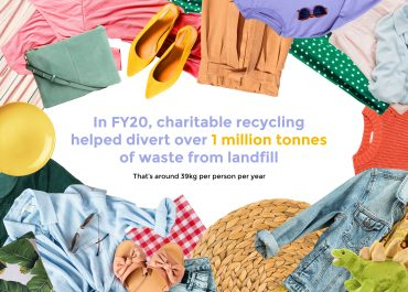 How op-shops reduce waste & help the environment