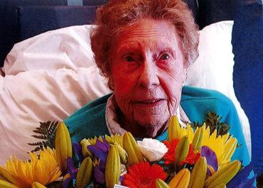 In loving memory of Rev Elsie Dodd, founder of Link Vision