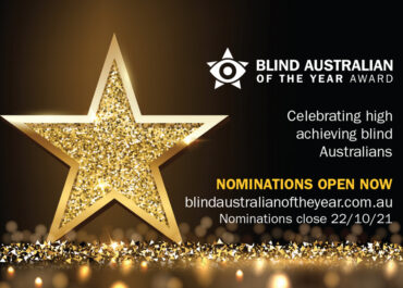 Blind Australian of the Year